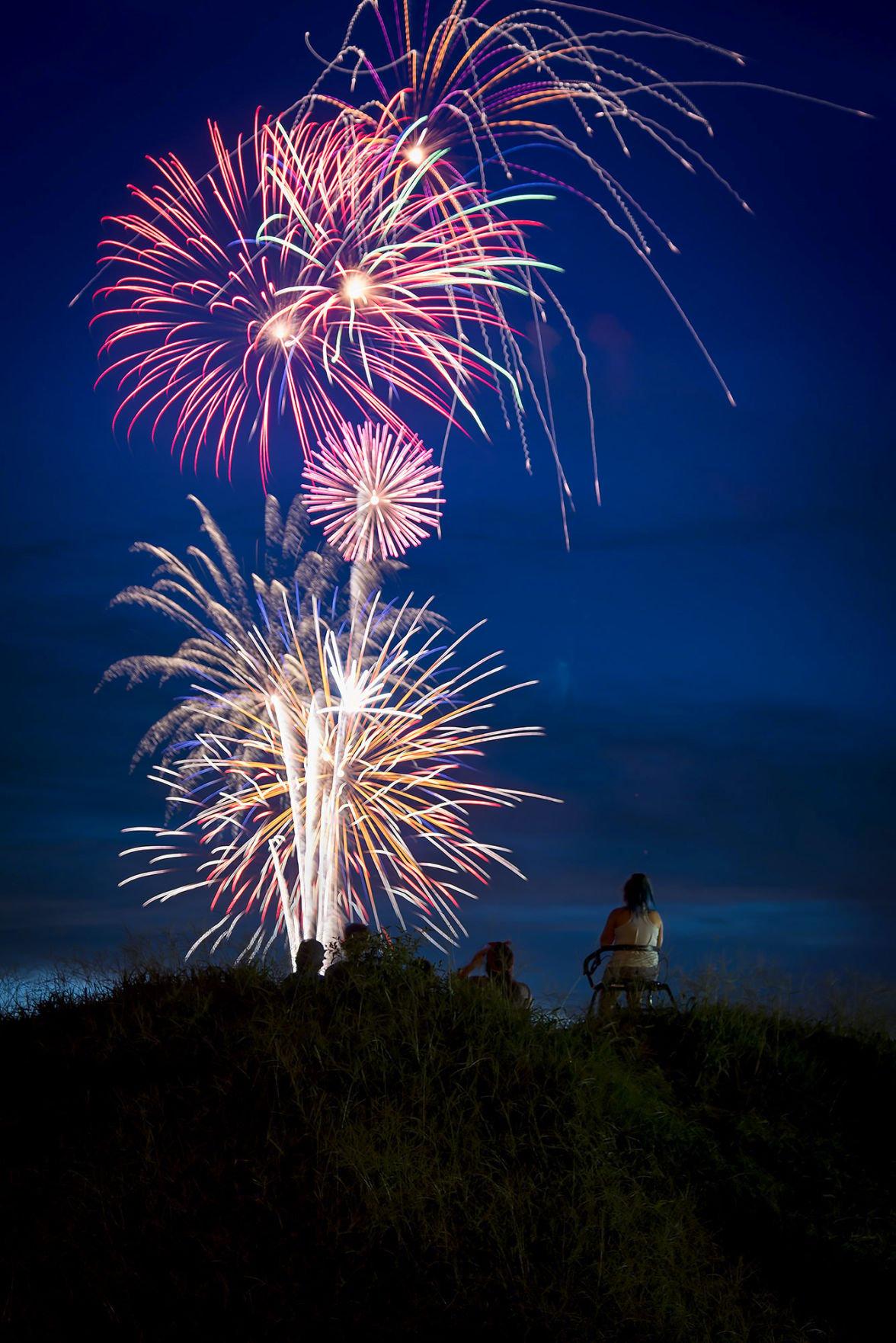 Gilmer Fireworks