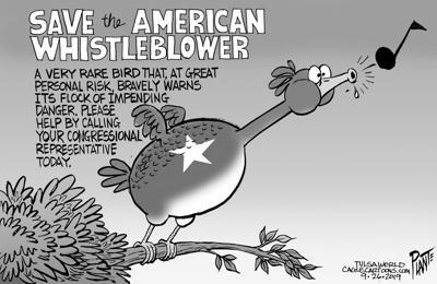 The American Whistleblower