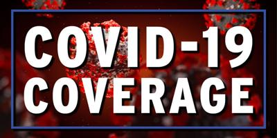 COVID-19 coverage graphic