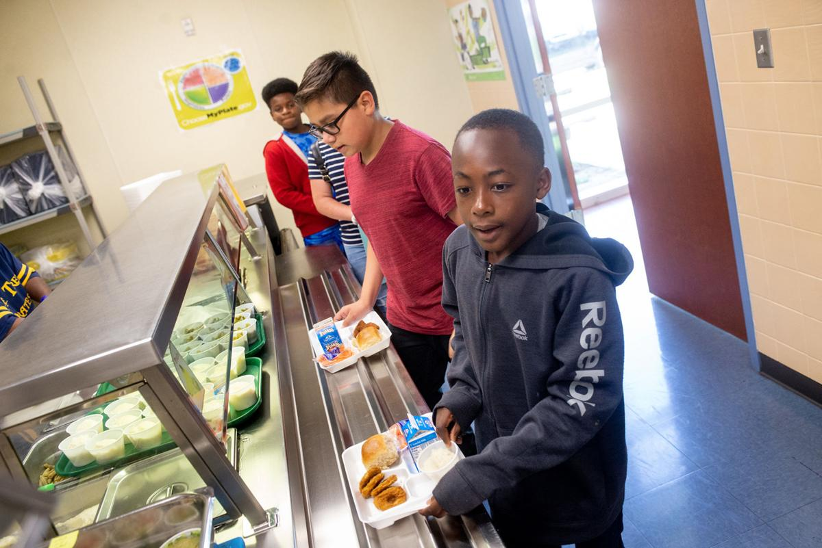 Pine Tree ISD Feeding Program