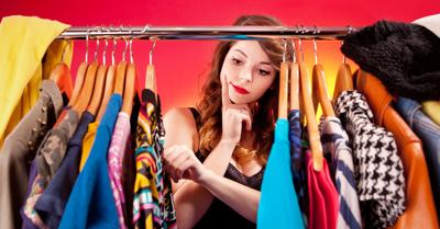 You can have a great wardrobe on a budget