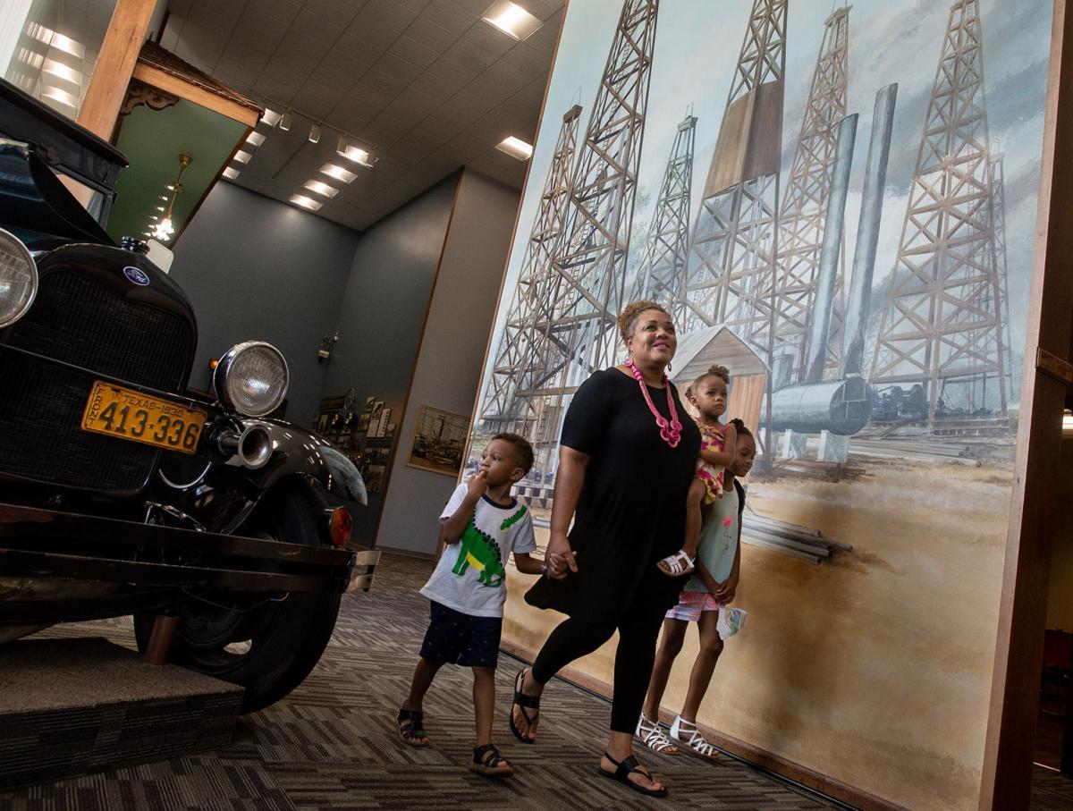 ET Oil Museum Kids Day