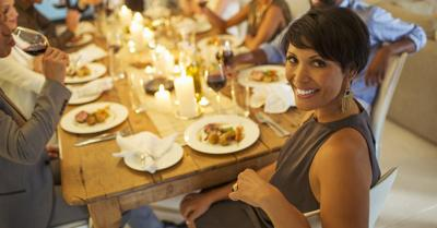 Know when to outsource a holiday dinner