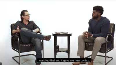 'Uncomfortable Conversations with a Black Man'