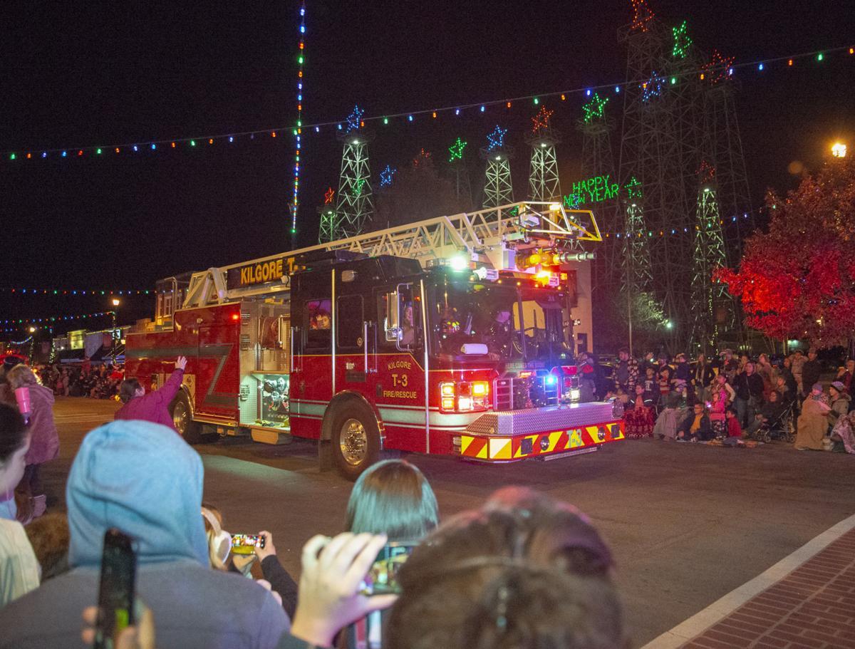 Kilgore Christmas Parade