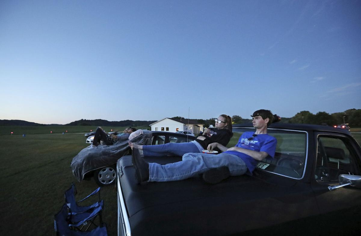 Drive In Movies Resurrected In Richland Center Amid Pandemic Lifestyle News Journal Com