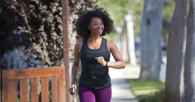 Consistency key for healthy weight and fitness