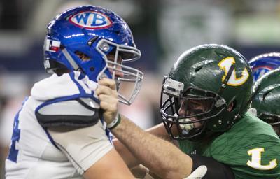 Beaumont West Brook vs Longview