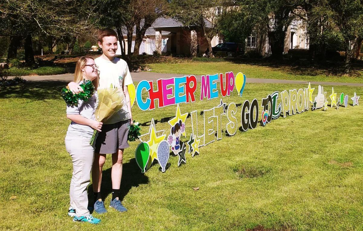 Teen says yes to prom-posal on World Down Syndrome Day