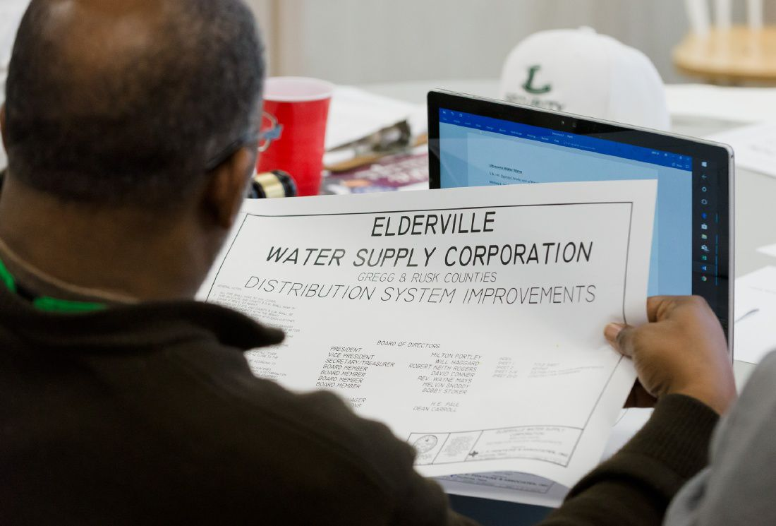 Man convicted of theft now leads Elderville Water Supply