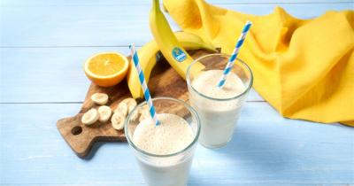 Healthy smoothies provide an easy, energy boosting snack