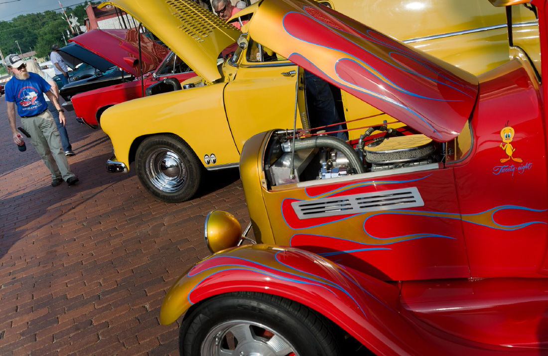 Car Show Scheduled Friday In Downtown Jefferson Play News - Jefferson car show