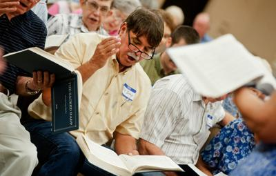 163rd Sacred Harp Singing Convention comes to Henderson