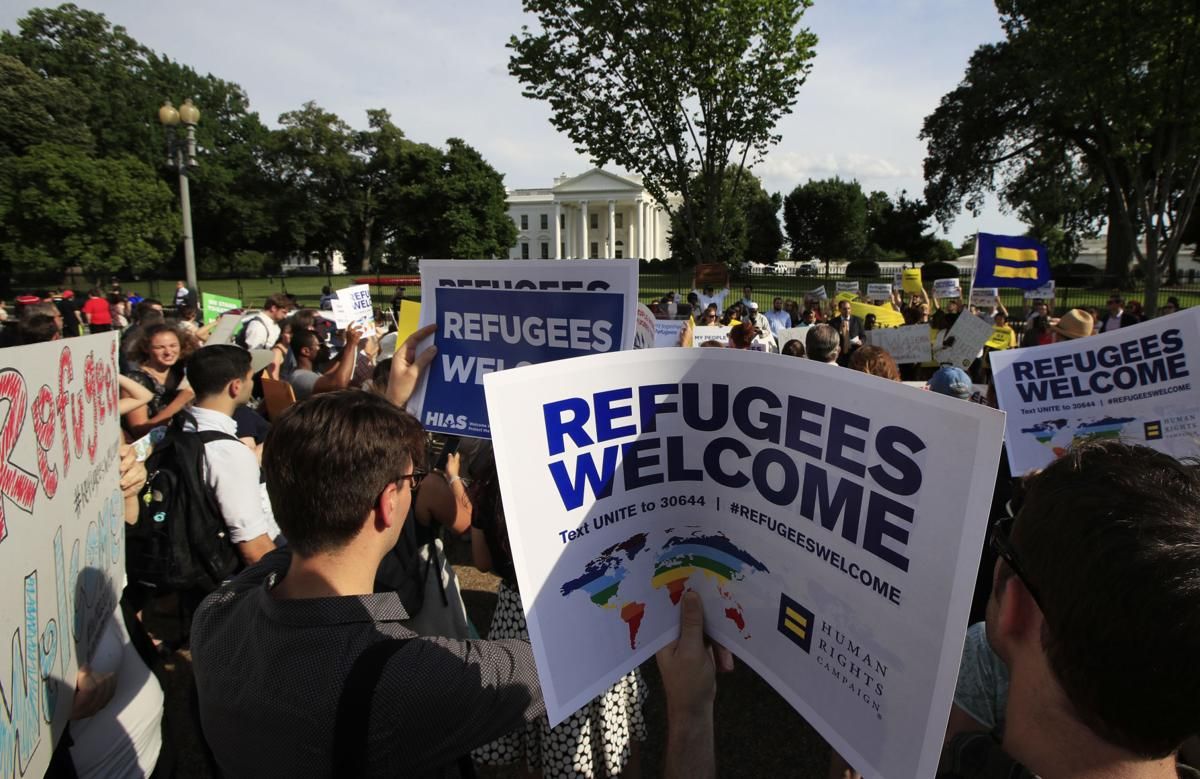 State Department Refugee Limit