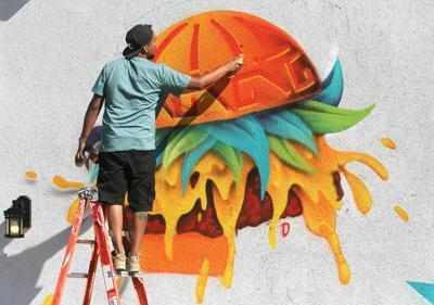 Exchange-West Texas-Murals