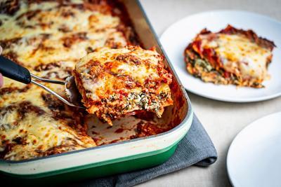 food-lasagna