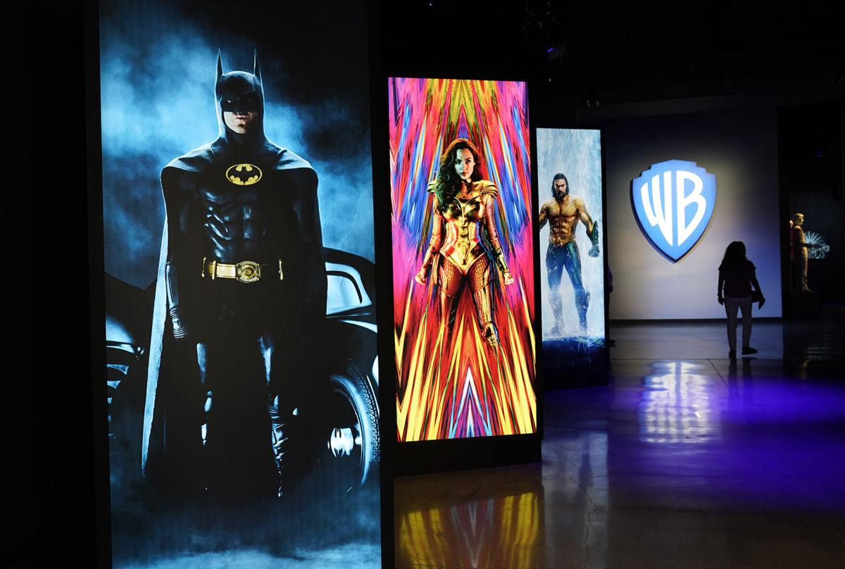 Warner Bros Studio Tour Expands With Dc