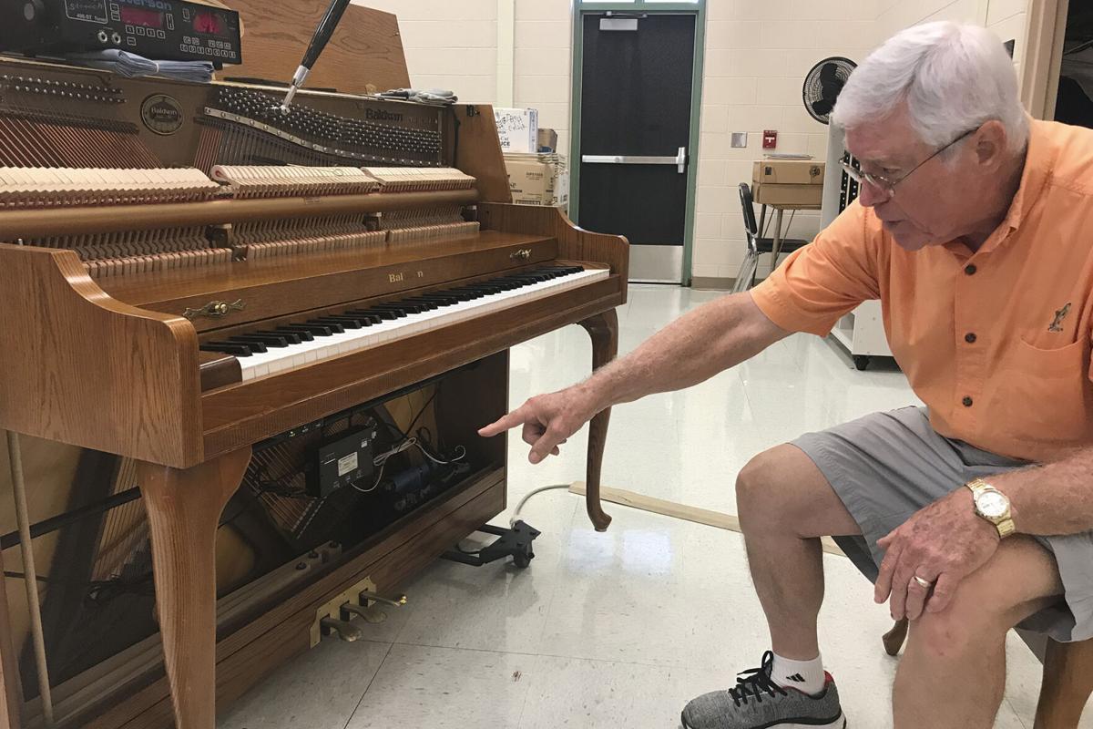 Exchange Piano Tuner