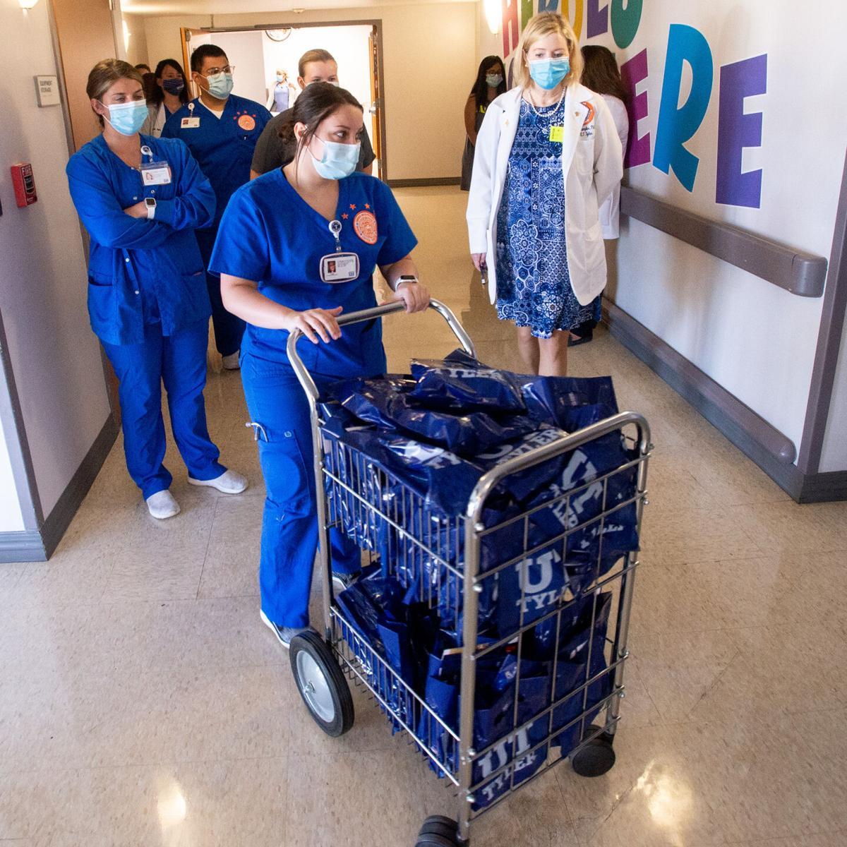 UT Tyler Nursing Appreciation