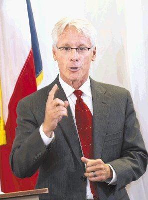 Former White Oak mayor, ex-GOP chief Tim Vaughn indicted in multibank scheme