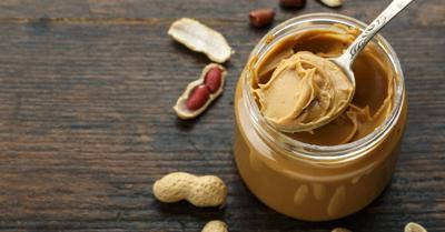 Peanut butter may improve cholesterol
