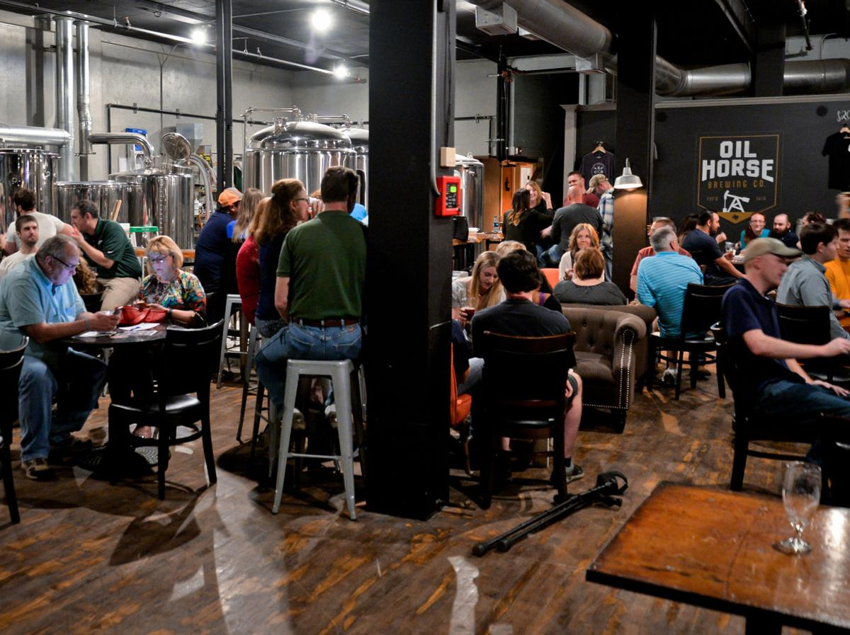 Longview's Oil Horse owners: Microbreweries all about community