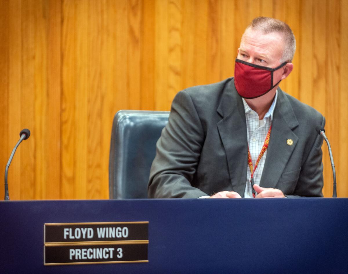 Floyd Wingo