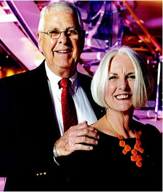 Tony Whitfield and Marsha Whitfield