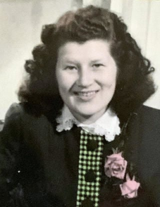 June Doris Cunningham