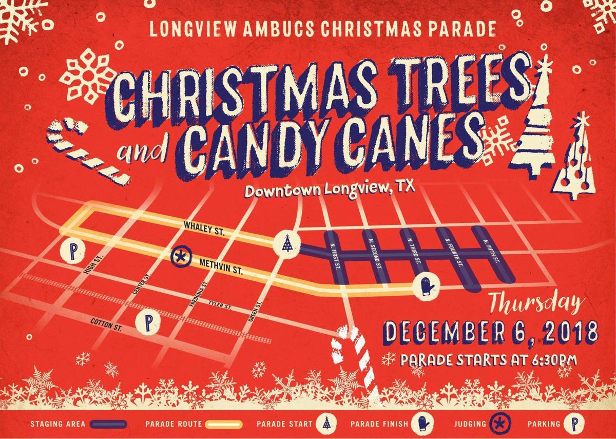 Longview Christmas Parade postponed until Tuesday | Local News