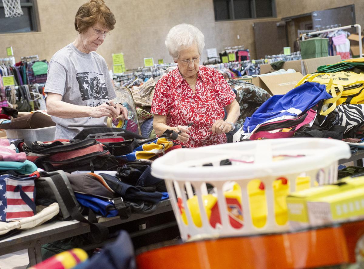 First Christian Church in Longview plans three-day garage
