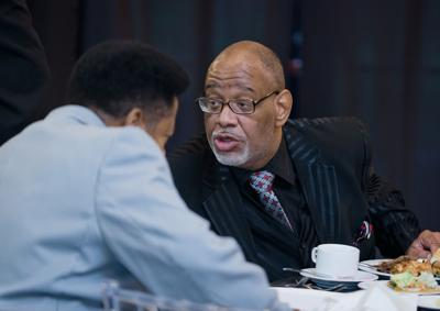 NAACP speaker urges audience to change with times
