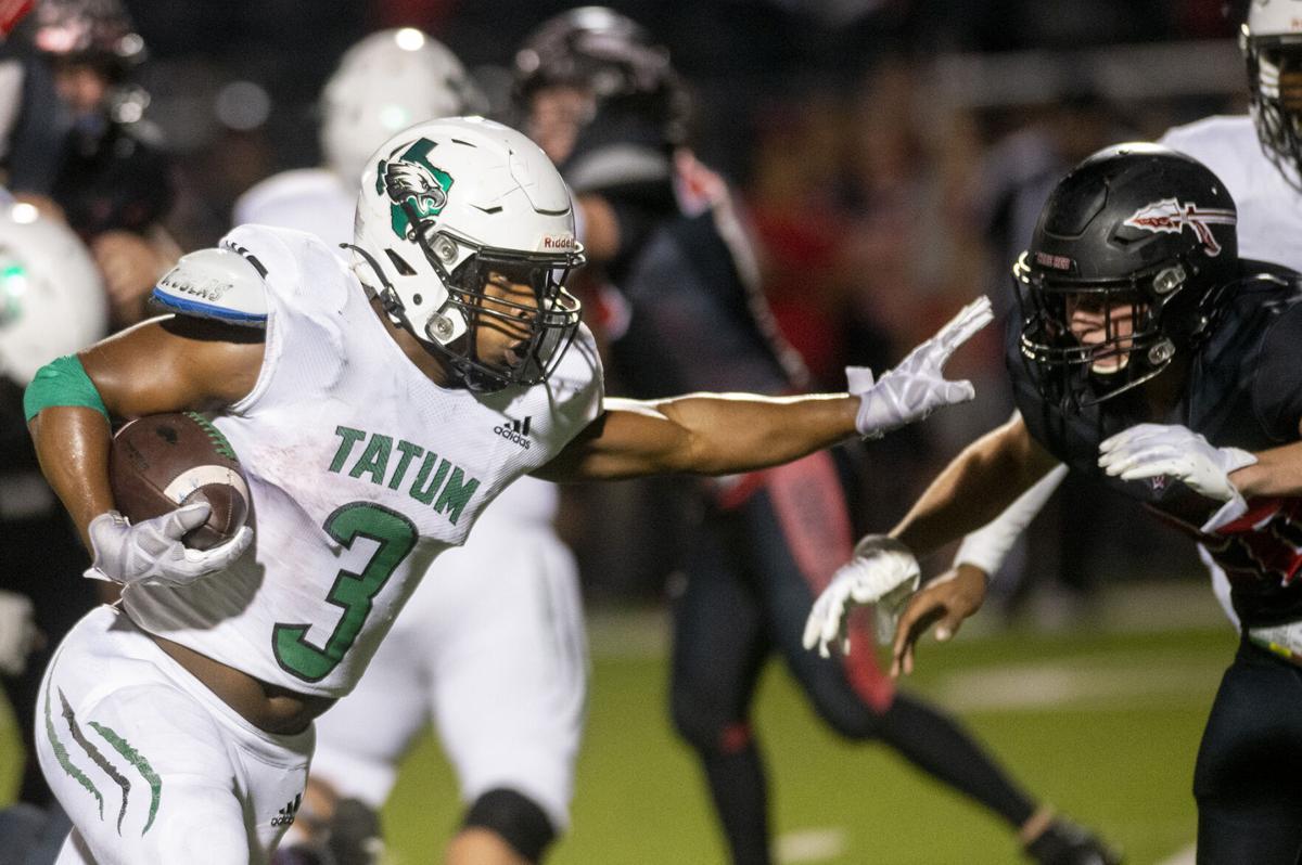 Tatum vs Winnsboro