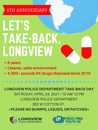 LPD Take-Back Day