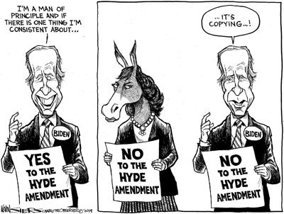 Biden and Hyde
