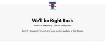 City of Tyler website down after being hacked for second time in a month