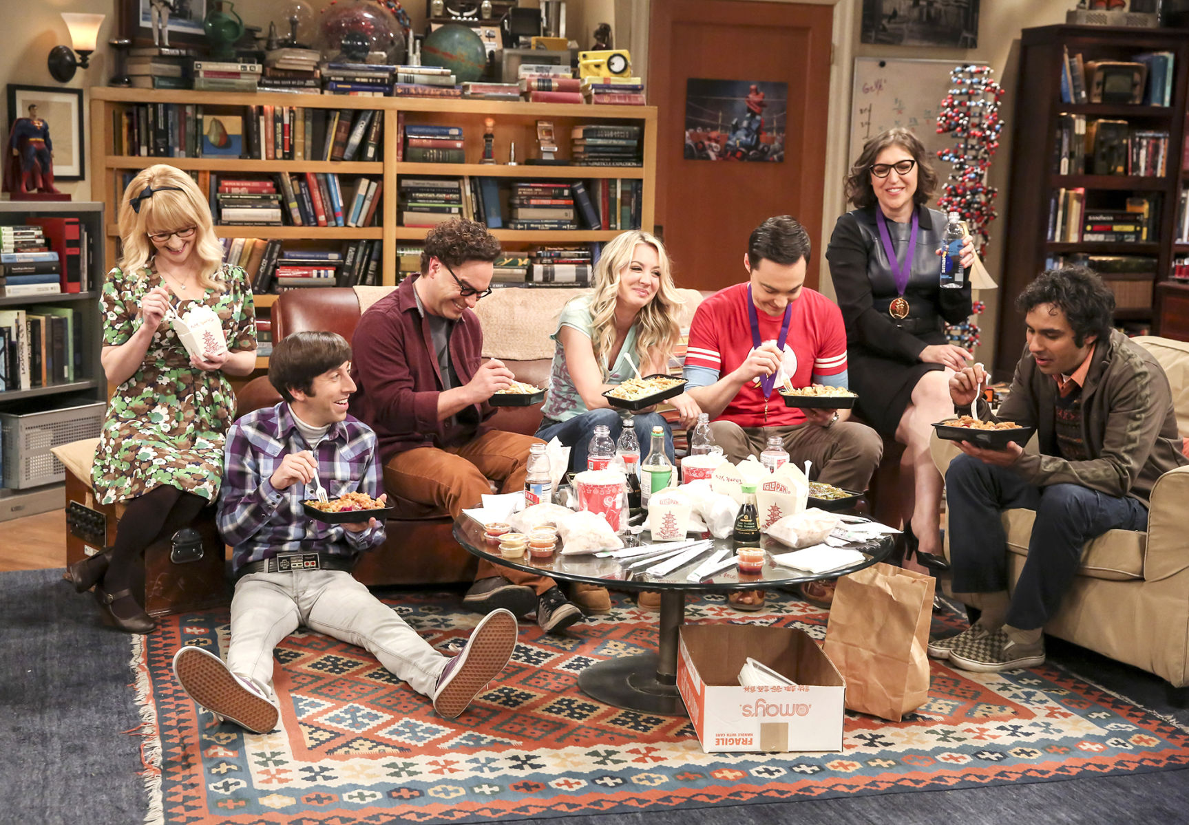 an emotional send off for lovable geeks of big bang theory rh news journal com