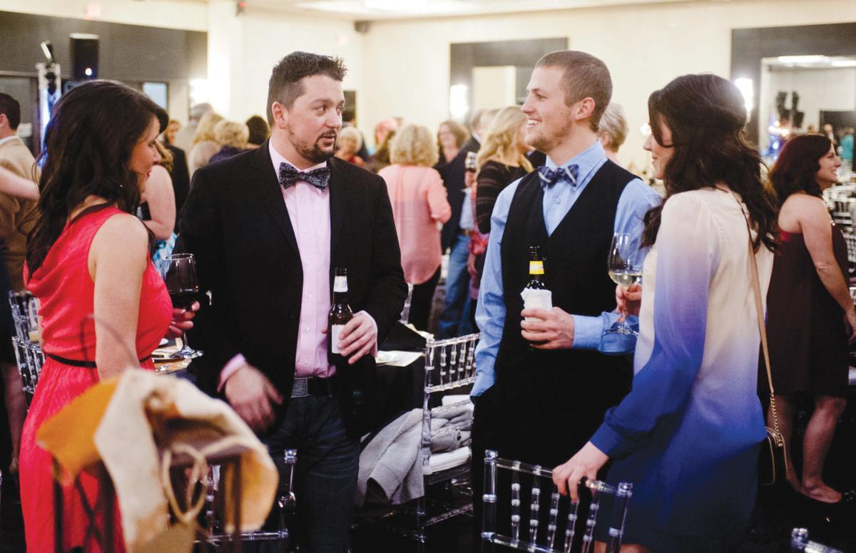 Bourbon & Bowties to benefit Longview World of Wonders