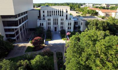 Gregg County Courthouse exterior