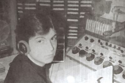 Moore on the air