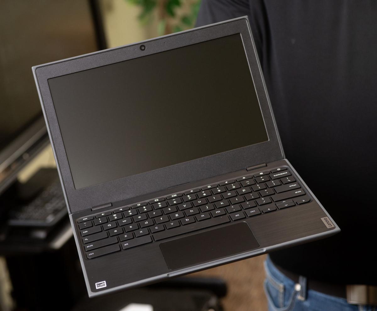 Pine Tree ISD Chromebook