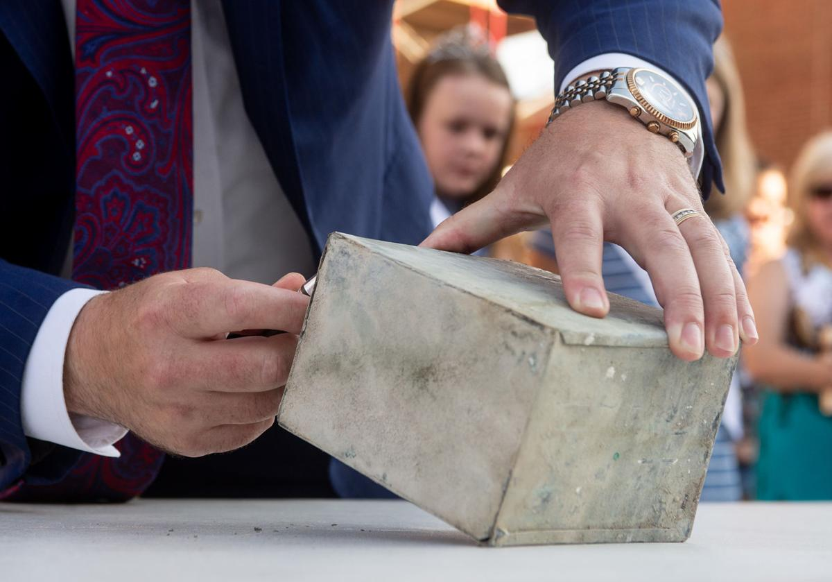 Marion County Time Capsule