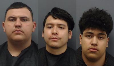 Shooting incident arrests