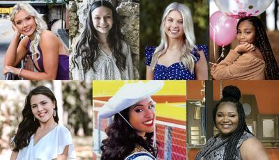 Miss Gregg County contestants