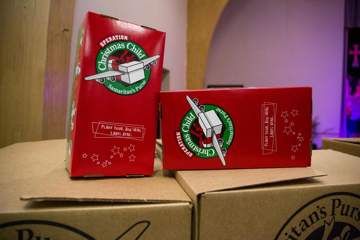 Sabine River Area preps for Operation Christmas Child's giving