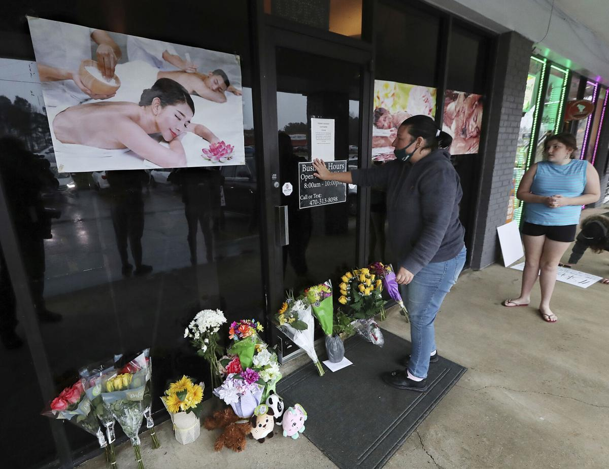 Man charged with killing 25 people at Georgia massage parlors ...