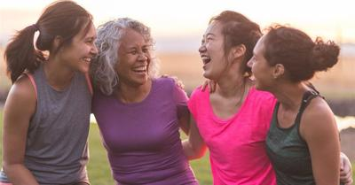 Physical activity is as important for the brain as it is for the body