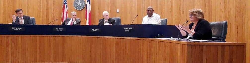 Gregg County Commissioners Court