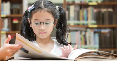 Libraries an important tool to encourage child literacy