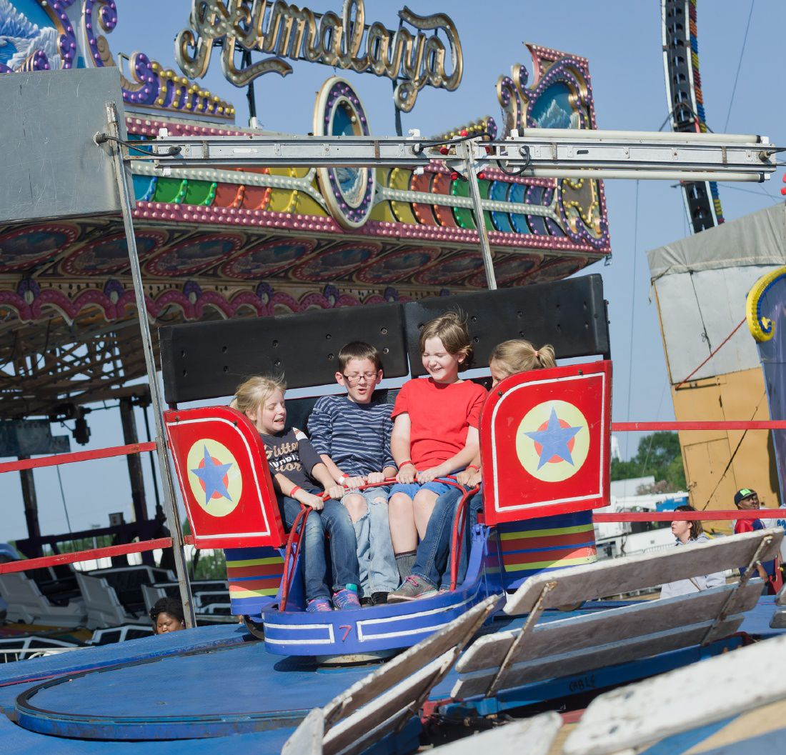 In 68th year, Gregg County Fair keeps 'em coming back with all types of family fun
